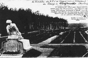 """cimetière de Grafenwohr - """"Le Géant Fredy Stoll"""" collection Nicole G."""